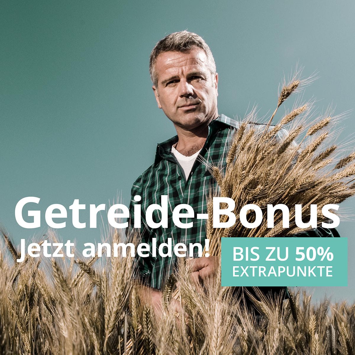 """Mit Syngenta Produkten <span class=""""accent"""">erfolgreich Getreide anbauen.</span>"""